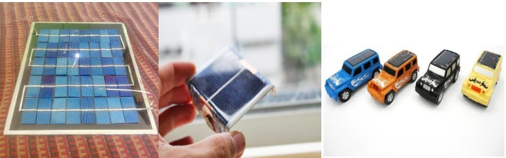solar cell application